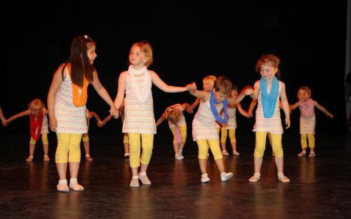 Kindertanz Minimaus (4-7 Jahre)