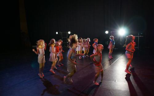 Kindertanz Minimaus (5-6 Jahre)